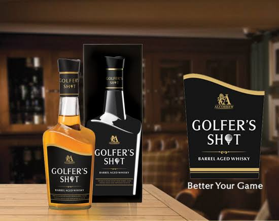 The Best Price Of Golfer's Shot Whisky In Nigeria.