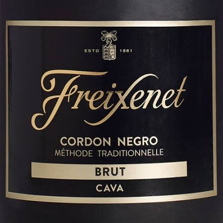 Freixenet Cava wine label