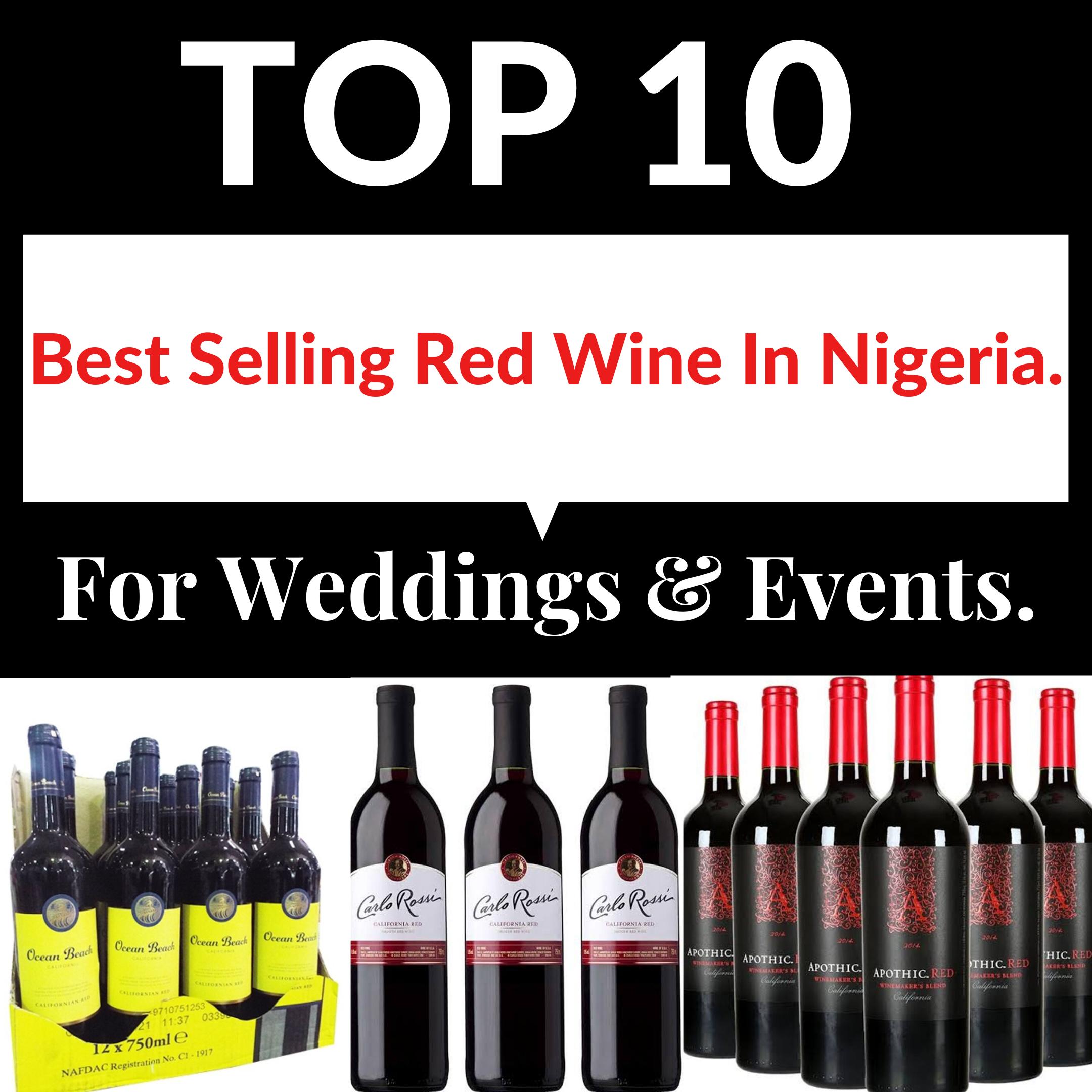 wine nigeria spirits