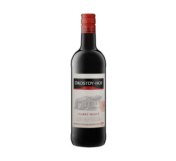 Price of Drostdy hof red wine in Nigeria